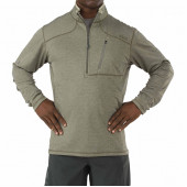 Толстовка 5.11 RECON Half Zip Fleece sage green M