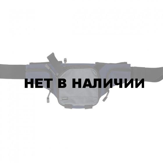 Сумка поясная 5.11 Select Carry Pistol Pouch true navy