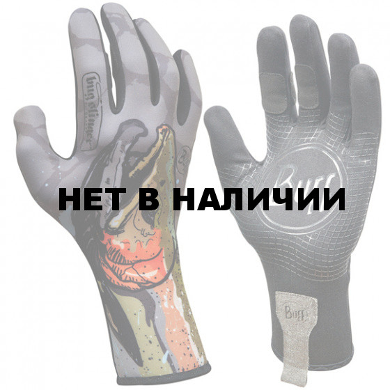 Перчатки Buff Sport SeriesMXS Gloves BS Steelhead M-L
