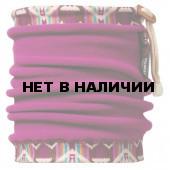Шарф Neckwarmer Knitted & Polar Fleece Buff Eleni 107939