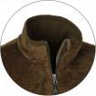 Куртка Cell Polartec High-Loft grid tobacco