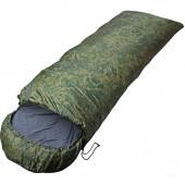 Спальный мешок Scout 2 K синий L