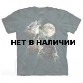 Футболка The Mountain Three Wolf Moon Classic