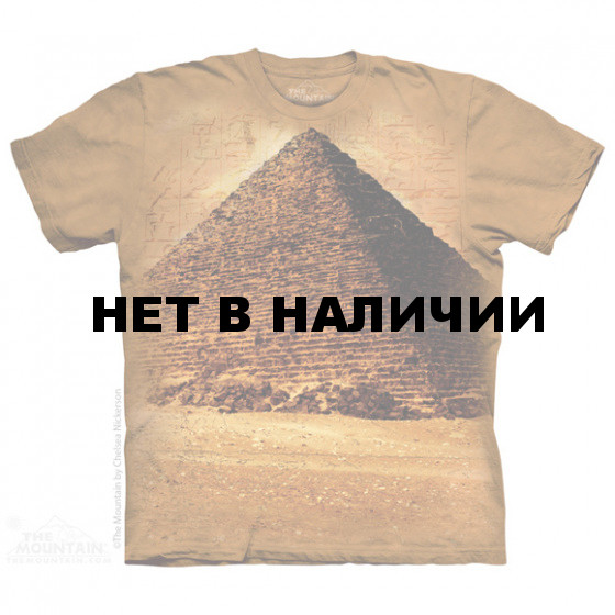 Футболка The Mountain Big Pyramid