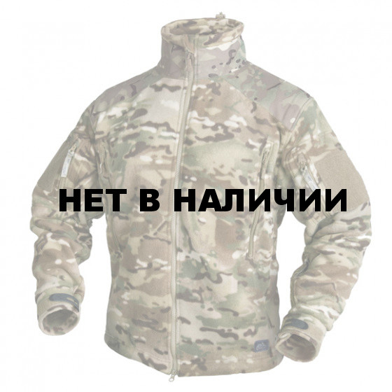 Куртка Helikon-Tex Liberty Heavy Fleece Jacket camogrom