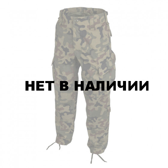 Брюки Helikon-Tex Combat Patrol Uniform Pants PL woodland