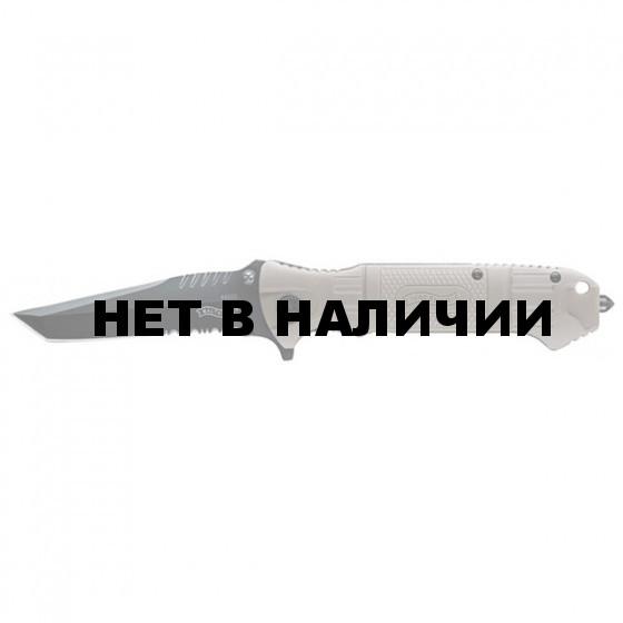 Нож складной Walther Black Tac tanto 5.0740