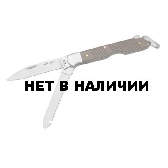 Нож скл. Авиатор (Нокс)