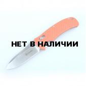 Нож складной тур. Ganzo G726M-OR