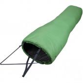 Спальный мешок укороченный Noga 200 Primaloft зеленый