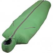 Спальный мешок Aksakal-Si 200 Primaloft зеленый 205x74x57