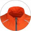 Ветровка Compact оранжевая