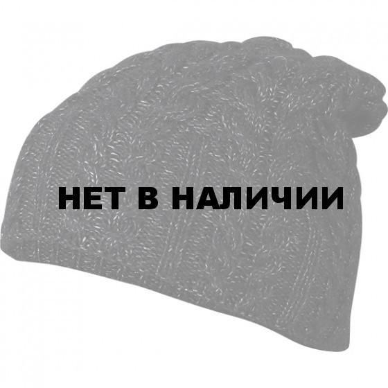 Шапка полушерстяная marhatter женская 5739/6 черная