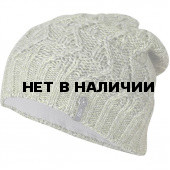 Шапка полушерстяная marhatter женская 4858/1 бежевый