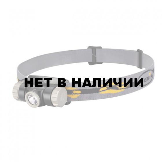 Фонарь налобный Fenix HL23 золотой