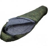 Спальный мешок Ranger 3 цифровая флора L