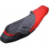Спальный мешок пуховый Adventure Comfort grey/orange