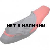Спальный мешок пуховый Adventure Comfort grey/yellow 190х75х45