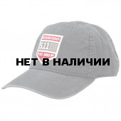 Бейсболка 5.11 Mission Ready Cap charcoal
