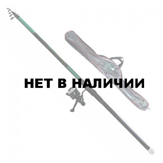 Удочка-комплект SALMO TAIFUN telerod set 4м