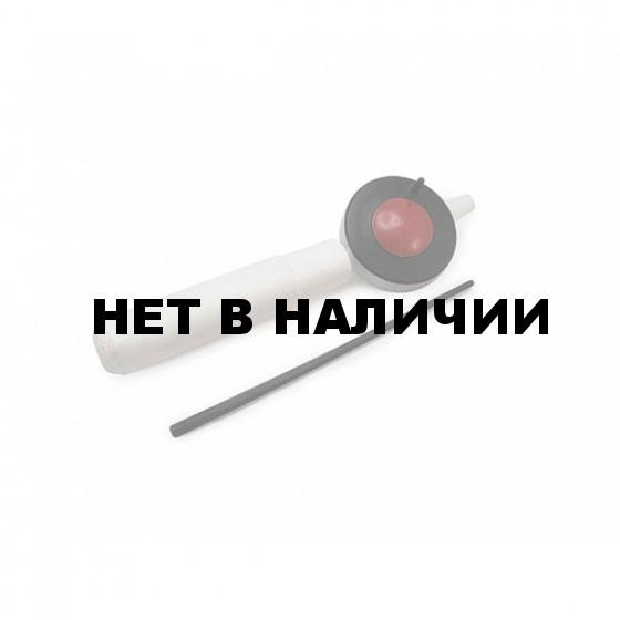 Удочка зимняя Барнаул АБС РОСТ корот. неопрен. ручка 6-01-00