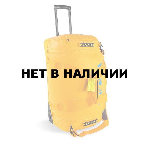 Прочная дорожная сумка на роликах Barrel Roller L, lemon, 1962.039
