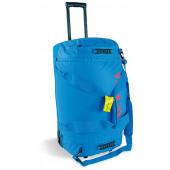 Прочная дорожная сумка на роликах Barrel Roller L, bright blue, 1962.194