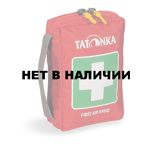 Базовая аптечка First Aid Basic, red, 2708.015
