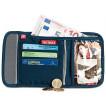 Кошелек для валюты Euro с защитой RFID Euro Wallet RFID B navy