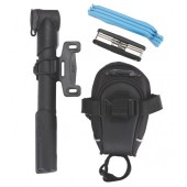 Сумка подседельная BBB CombiPack (easypack s +btl-42S+btl-81 blue+bmp-24) (BSB-51)