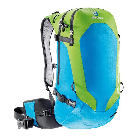 Рюкзак Deuter 2015 Alpine Winter Provoke 16 turquoise-kiwi