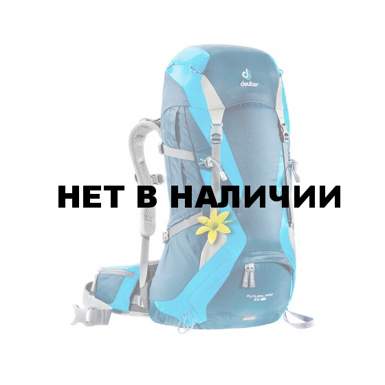 Рюкзак Deuter 2015 Aircomfort Futura Futura Pro 34 SL midnight-turquoise