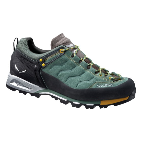 Ботинки для альпинизма Salewa Alpine Approach MS MTN TRAINER Myrtle/Nugget Gold /