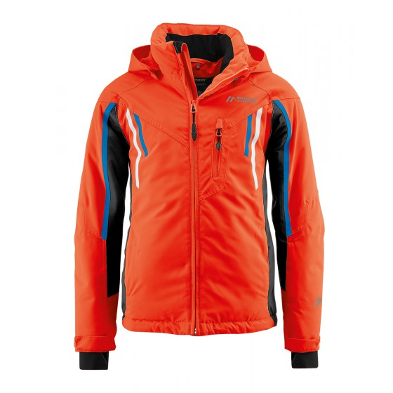 Куртка горнолыжная MAIER 2015-16 0616 Darek fiery red