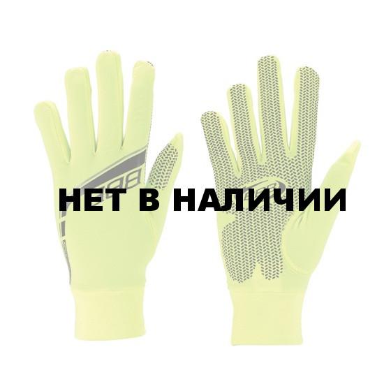 Перчатки велосипедные BBB RaceShield neon yellow (BWG-11)