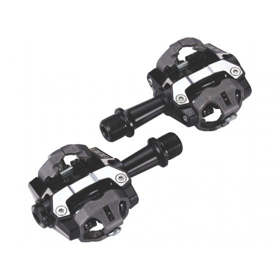 Педали BBB clipless ForceMount crmo axle black (BPD-14_black)