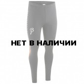 Тайцы беговые Bjorn Daehlie TOPS/TIGHTS Tights IGNITE Long Black / Черный