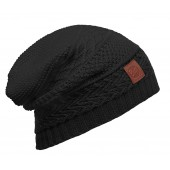 Шапка BUFF 2015-16 KNITTED HATS BUFF HOB BLACK