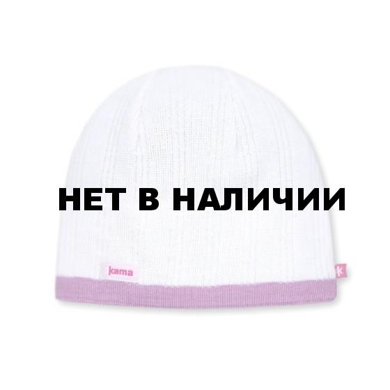 Шапки Kama A84 (off-white) белый