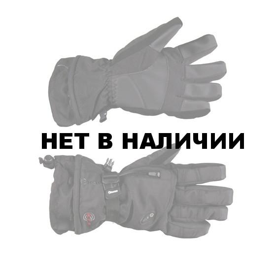Перчатки горные GLANCE Fusion black/black (черный/черный)