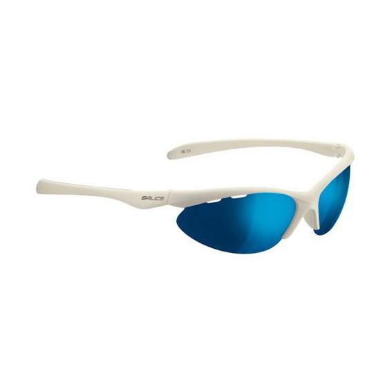 Очки солнцезащитные Salice 705RW White/RW Blue