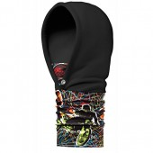 Капюшон BUFF HOODIE BUFF Polar Fleece JUNIOR HOODIE BUFF XTREAM / BLACK
