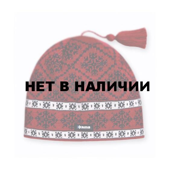 Шапки Kama AW51 (red) красный