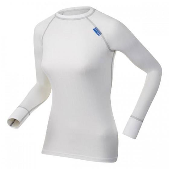 Футболка с длинным рукавом Bjorn Daehlie Shirt PURE LS Women Bright White (белый)