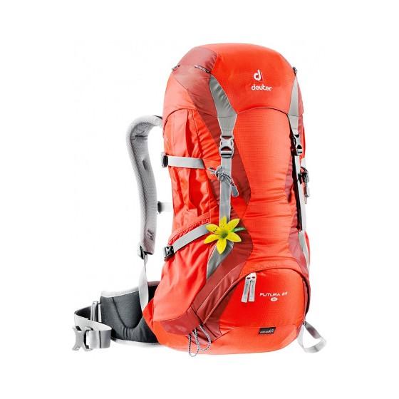 Рюкзак Deuter 2015 Aircomfort Futura Futura 24 SL papaya-lava