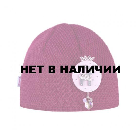 Шапка Kama 2016-17 Tignes pink
