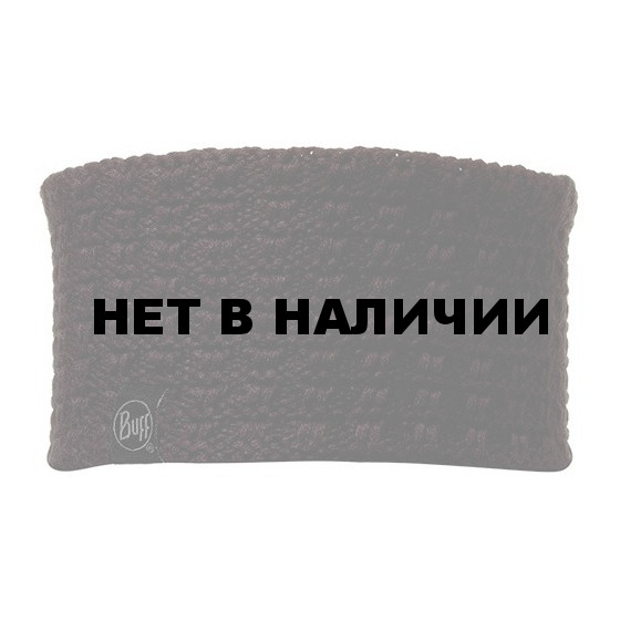 Повязка BUFF HEADBAND BUFF Knitted&Polar Fleece DEMYAN