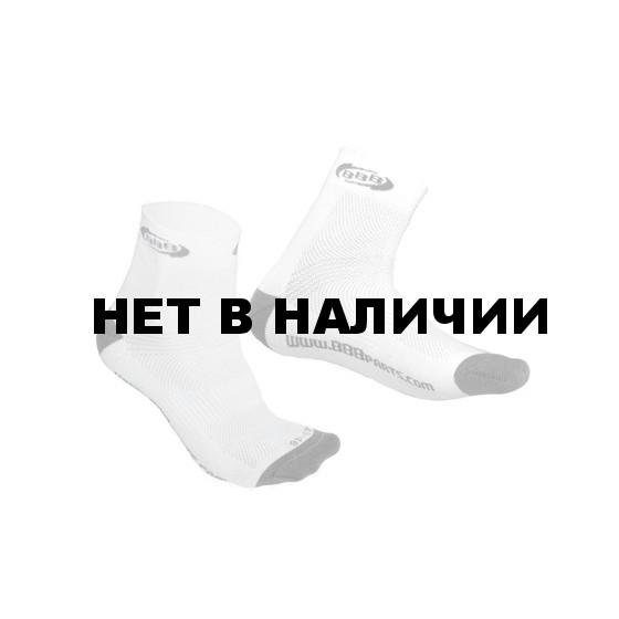 Носки BBB TechnoFeet long white (BSO-02)