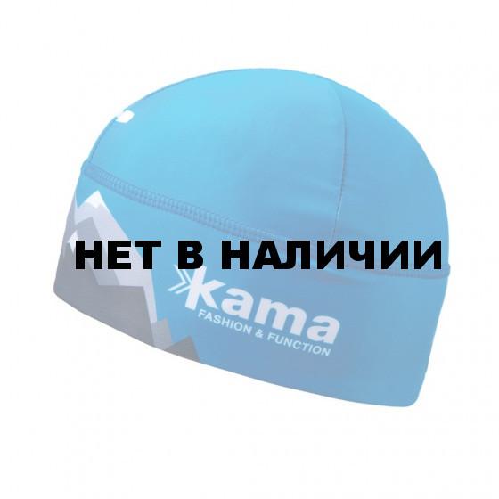 Шапка Kama 2016-17 AW03 cyan
