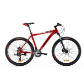 Велосипед Welt Ridge 1.0 HD 2016 matt red/black